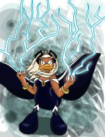 Storm - Duck XD by Narya91