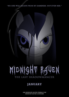 Midnight Raven The Last Shadowmancer [Interrupted] by Moonlight-Pen