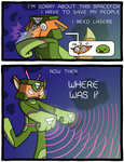 Spacefox Page 16 by Starflier