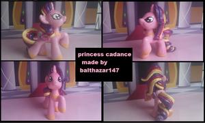 Princess Cadance blind bag by balthazar147