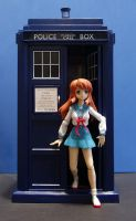 Mikuru uses Tardis by AnimatorAR
