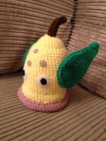 Weepinbell Crochet Pokemon Amigurumi by Mr-Nova
