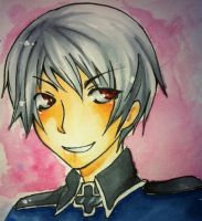 Prussia by PastaHero