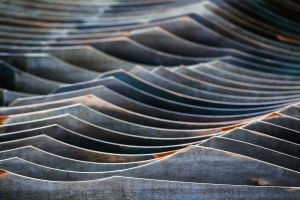 the steel mountains II by stachelpferdchen