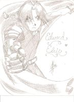 Edward Elric lookin good by JJMMW13