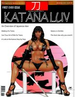 KatanaLuv Issue 01 feat. B. Rebel (Re sub) by giolove1