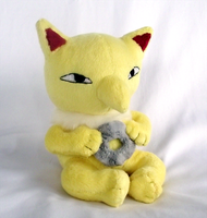 Hypno Pokedoll by xSystem