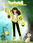 PsycheMon Kanto Chapter 1 [Cover] by Starrkeeper