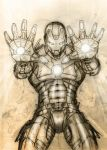 I am IRON MAN by SaintYak