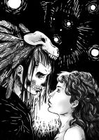 Hades and Persephones by Kasla