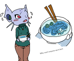Gyarados Noodles Anyone..? by WolfessGenivive