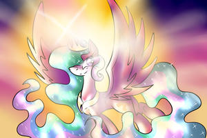 Let the Sun rise by NewMoon-Dragoness