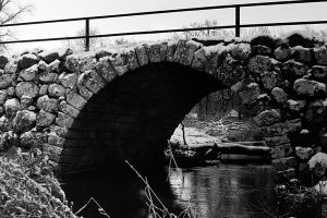 Old stone bridge by BAproductions