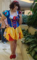 Cosplay Check: Snow White by Rhythm-Wily