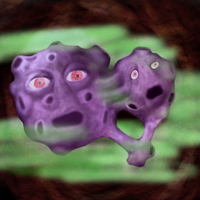 Weezing by PsychoticFlare