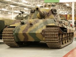 The German Monster - Tiger 2 'King Tiger' tank by ShitAllOverHumanity