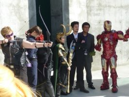 Fanime 2013 Avengers Assemble by Speedway66