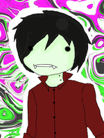 Marshall lee by xLittleMikex