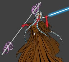 Shaak Ti-Colored by Cindrollic