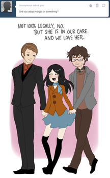 Murder Family OTP by Musapan