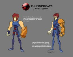 Lion-O Redesign Page 02 by RC-draws