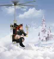 Meli's Magic Fairytale Dream by Roys-Art