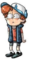 Dipper by O-CoMeT-StAr-O