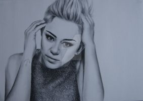 Miley Cyrus by shoutgirl11