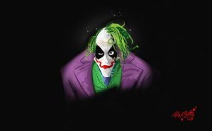 Why so serious? by themico