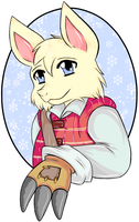 Armin The Small by Akane-The-Fox