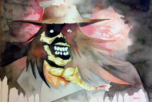 The Scarecrow by MikeKretz
