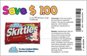 Care Bear Skittles coupon by Sombraluz-Images