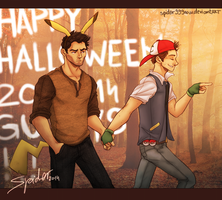 Happy Halloween!!! by spider999now