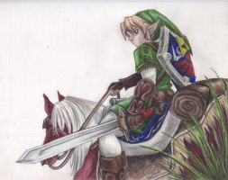 link rides again..prelim by supercrazzy