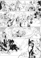 Thunderbolts 152, page 5 FAN by MarcoCalosci