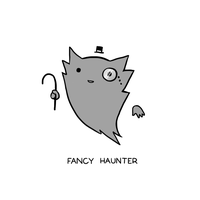 Fancy Haunter by arseniic
