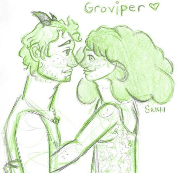 Groviper Week 2014 by booknerd55