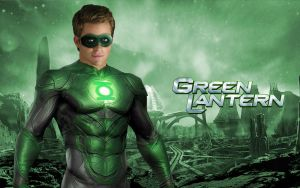 New Green Lantern Movie Wallpaper by Rated-R4-Ryan
