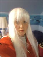 Inuyasha With No Ears by DuoSmexyMaxwell