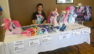 My Vendor table by Sophillia