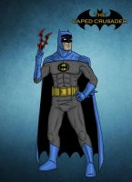 The Caped Crusader by PictureThisDeviant