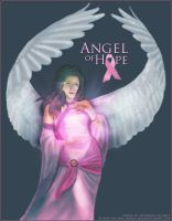 Angel of Hope by mydigitalmind