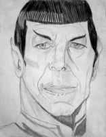 Spock by Elephant883