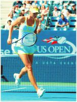 Maria Sharapova_USO2 by leftysrock