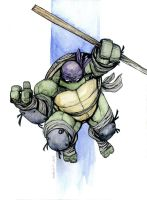 TMNT Donatello by mdavidct