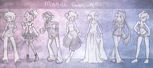Manda Fashion by a-fools-paradise