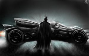 Batman - Arkham Knight by Unreal-Forever