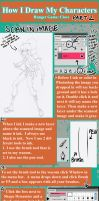 How I Draw My Characters: Part 2 by Free-man12
