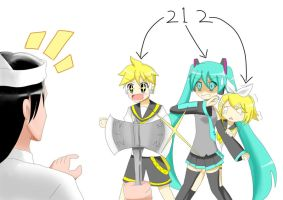 Wiro Sableng vs Vocaloid by ZeroTheUltraDirector