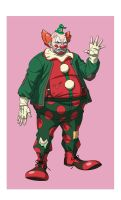 HAS: OBNOXIO THE CLOWN by Jerome-K-Moore